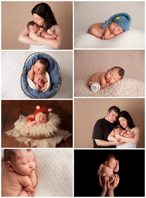 newborn photographer long island new mom and dad with baby boy